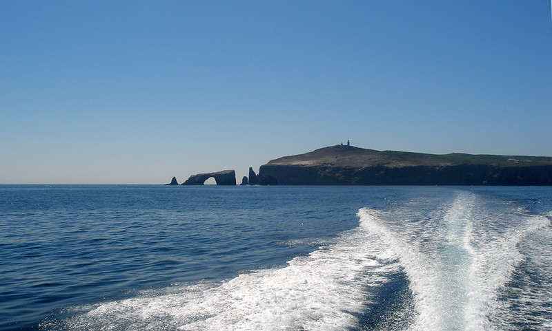 Anacap Island, California Channel Islands