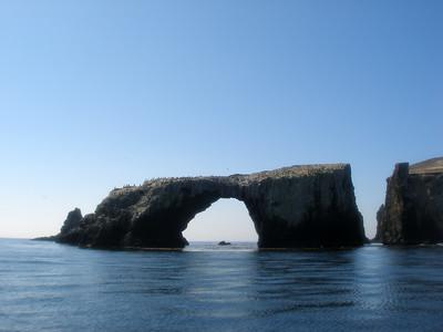 East Anacapa Arch, Anacapa Island, CA