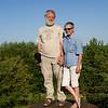 Paul en Linda in Velosnes