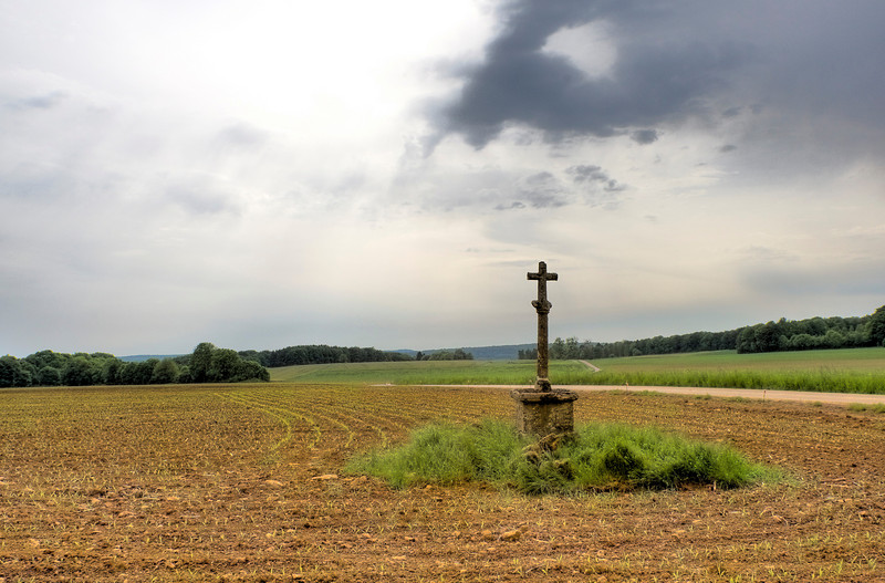 croix des aisements in Torgny
