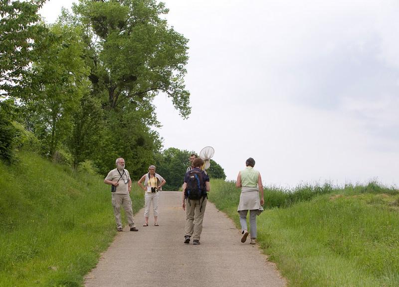 bezoek aan reservaatje Torgny