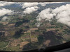 Flying from Timmins to Toronto Island on Porter