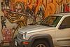Graffiti, Spadina Avenue