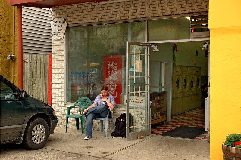 Laundromat, Kensington Market