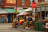 Street Scene, Kensington Market