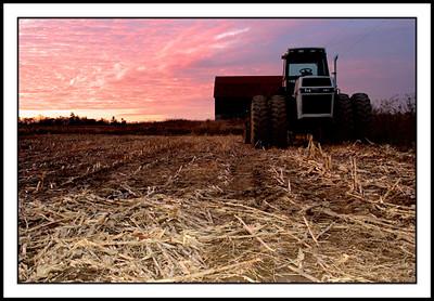 Local farm just west of Toronto near Oakville