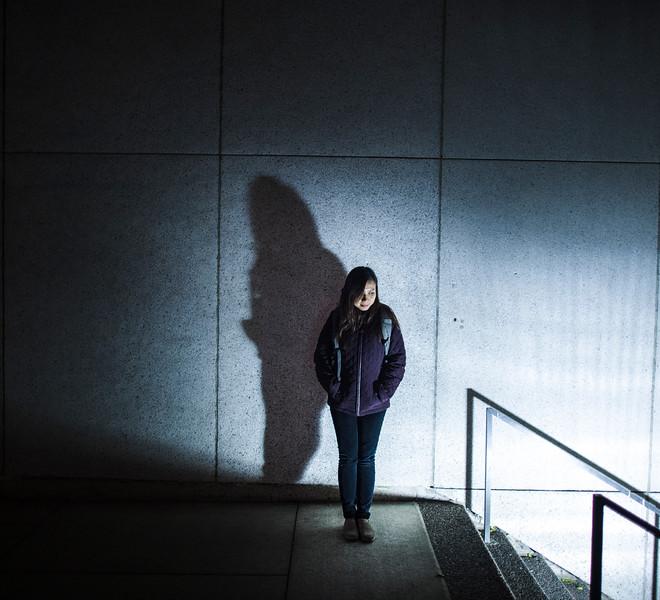 Tu in the shadows