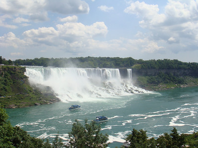 Toronto & Niagra Falls