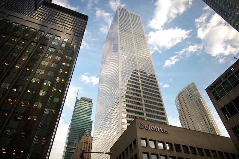 Financial District Toronto