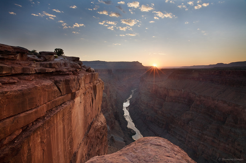 Sunrise - Toroweap Grand Canyon