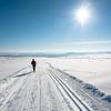 Kan man ha det bedre? - fjellet helt for seg selv midt i norsk vinterferie.