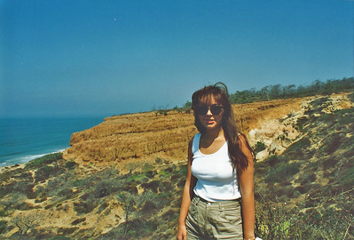 9/7/92 Torrey Pines State Natural Reserve, San Diego County, CA