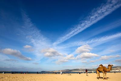 Tangier: Beachfront