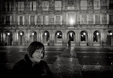 MADRID -Plaza Mayor - Alison