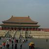 Beijing, China - inside Forbidden City