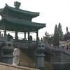Beijing, China - a bridge inside Summer Palace