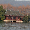 Hangzhou - scene at West Lake