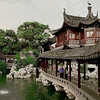 Shanghai - a Yu Garden water feature