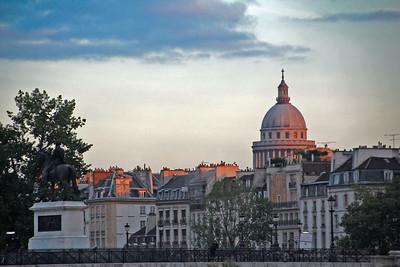 La Sorbonne University dome
