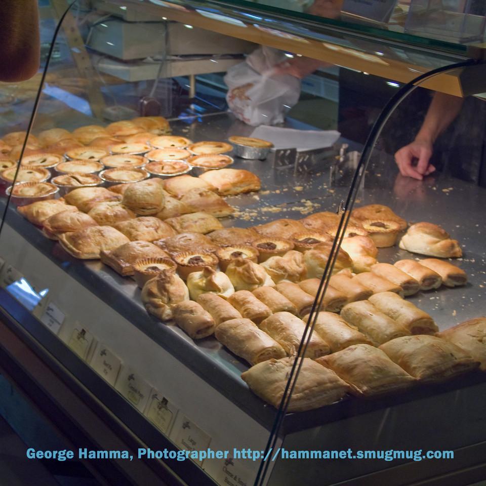 Keswick bakery fare