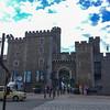 Cardiff Castle. UK Vacation 2014-07-11