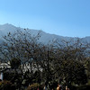Dali (大理) - Looking at the mountain range 點蒼山 from top of the city wall