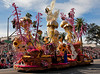 """Jewels of the Pacific"", by the Downey Rose Float Association"