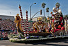"City of Cerritos.. ""City of Dreams"" float."