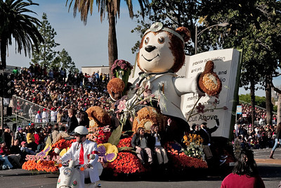Tournament of Roses Parade 2010