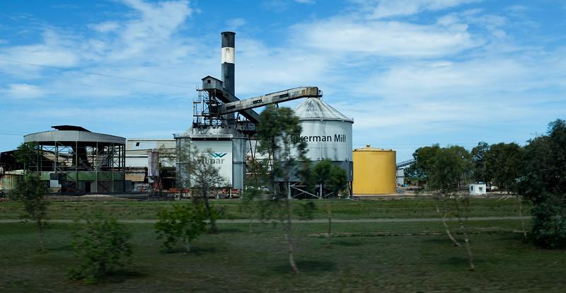 Inkerman Sugar Mill, Home Hill