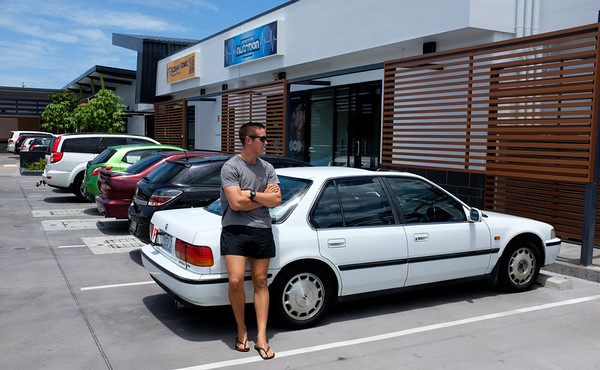 2014, Jan, Townsville-Canberra Road Trip