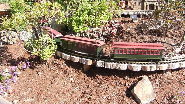Toy Trains at Cheekwood