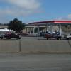 Used Tacomas heading towards Mexico, Texas.