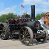 Tiger traction engine CT4177 at Ruddington on 4th May 2013