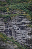 Did I mention water flowing down from all these rock faces?<br /> <br /> Sometime just running along the face of the rock,.