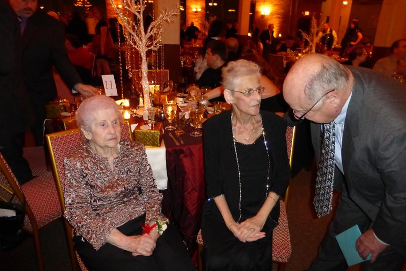 Grandma Hynes, Diane's Mom and Uncle Randy