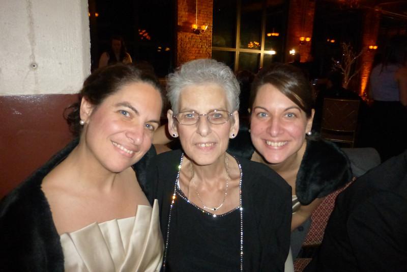 Debbie, Mom and Diane