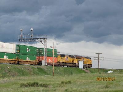 Train Spotting - June, 2017
