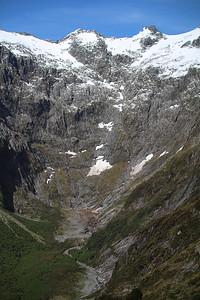 Mackinnon Pass area