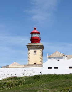 Cabo de Roca Lighthouse, Western-most point in Continental Europe (Sintra, Portugal)