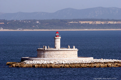Farol do bugio lighthouse - Lisbon, Portugal