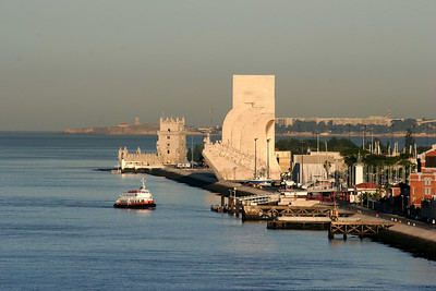Belem Tower & Discovery Monument - Lisbon, Portugal