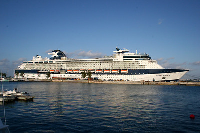 Celebrity Cruises Ship, Millennium