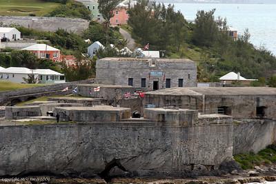 Fort St. Catherine - Bermuda