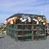 LObster traps--Peggy's Cove