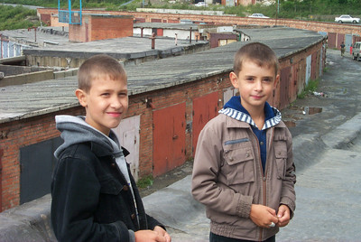 Maxim and Sascha