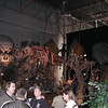 Dosen't evry backyard haunt need a $14,000 animatronic skeleton T-Rex?