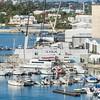 Oracle Team USA HQ at Royal Naval Dockyard