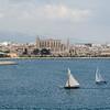Saturday April 8 - Palma harbour