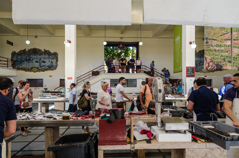 Funchal Fish Market